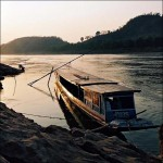 Flowing With The Mekong Laos