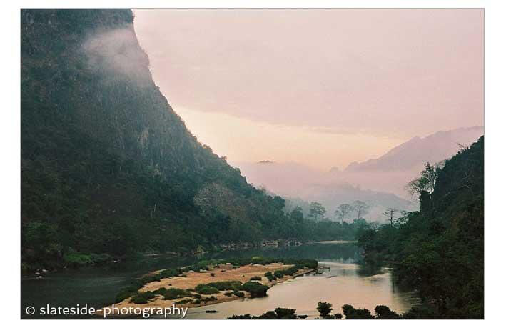 Mekong river laos nog kaew
