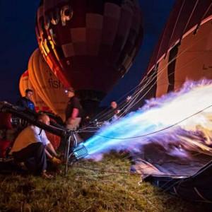 Faming Hot Air Balloon Fiesta Bristol