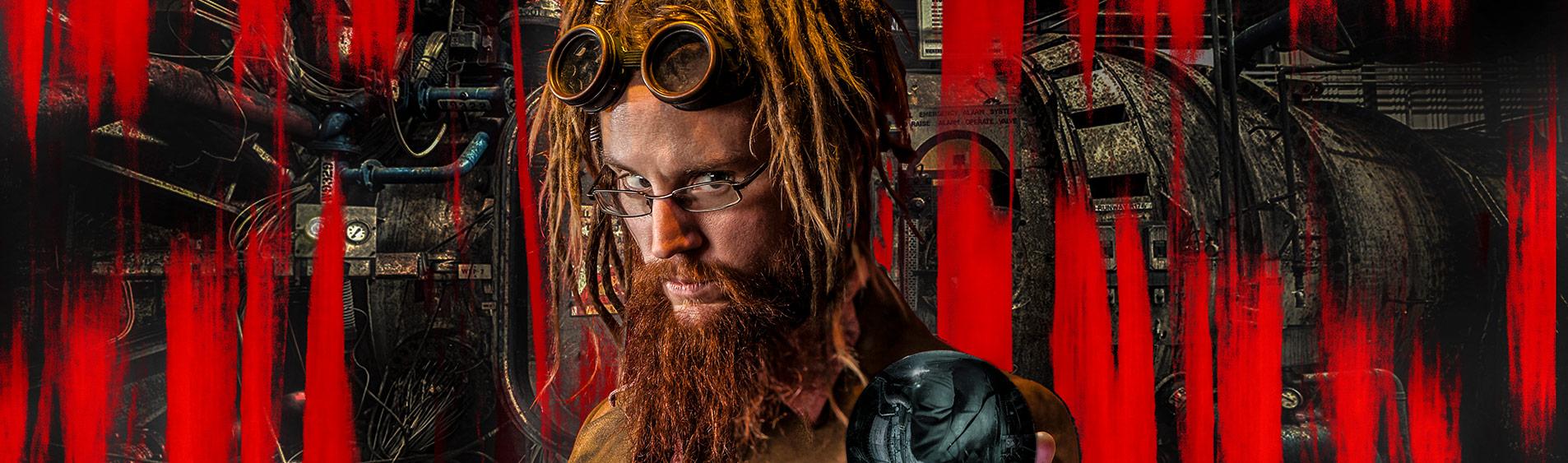 Steam-punk-portrait-joe-ballard-robert-mora-auckland-portrait-photographer-nz